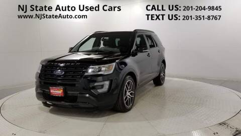 2017 Ford Explorer for sale at NJ State Auto Auction in Jersey City NJ