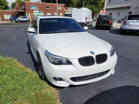 2010 BMW 5 Series for sale at JC Auto Sales in Belleville IL