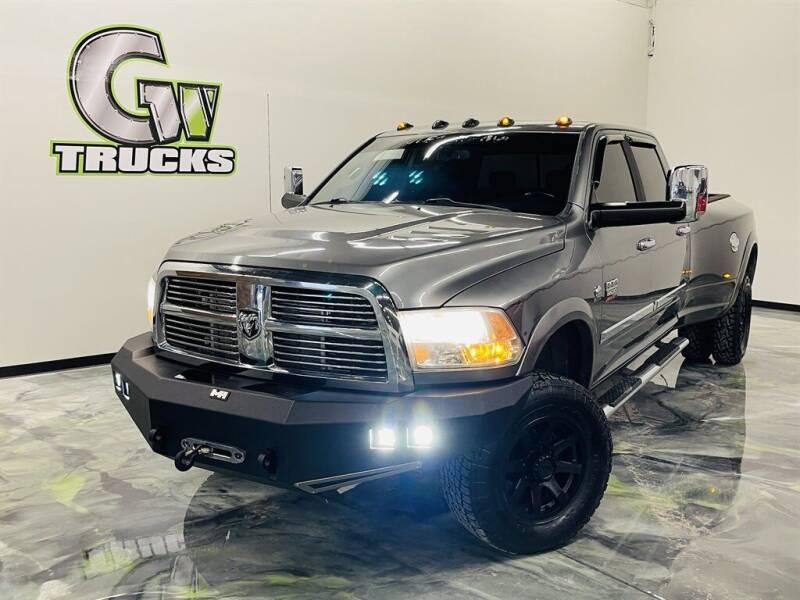 2010 Dodge Ram Pickup 3500 for sale at GW Trucks in Jacksonville FL