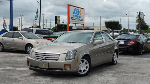 2004 Cadillac CTS for sale at Ark Motors LLC in Orlando FL