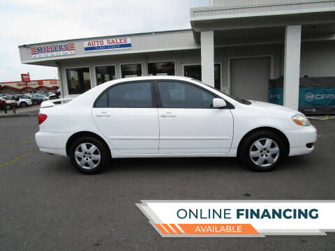 2005 Toyota Corolla for sale at Miller's Economy Auto in Redmond OR