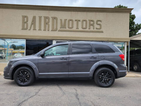 2015 Dodge Journey for sale at BAIRD MOTORS in Clearfield UT