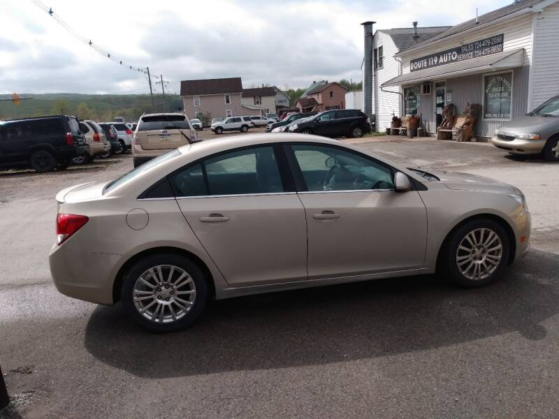 2011 Chevrolet Cruze for sale at ROUTE 119 AUTO SALES & SVC in Homer City PA