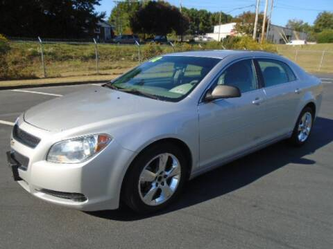 2012 Chevrolet Malibu for sale at Atlanta Auto Max in Norcross GA