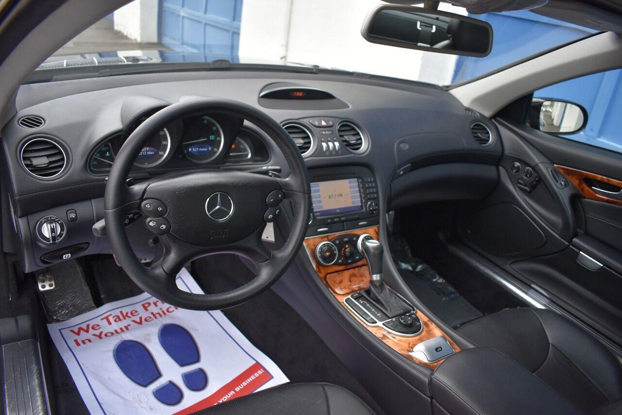 2007 Mercedes-Benz SL-Class SL 550 2dr Convertible full