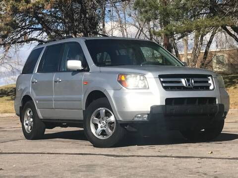 2006 Honda Pilot for sale at Used Cars and Trucks For Less in Millcreek UT