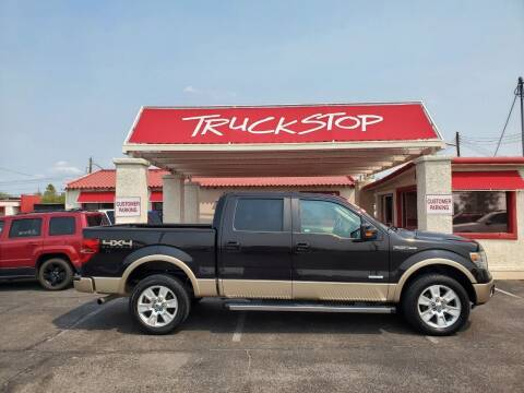 2013 Ford F-150 for sale at TRUCK STOP INC in Tucson AZ