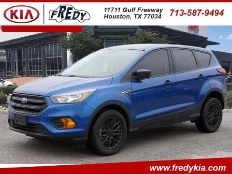 2019 Ford Escape for sale at FREDY KIA USED CARS in Houston TX