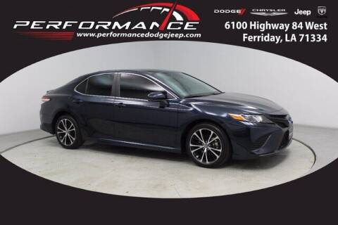 2020 Toyota Camry for sale at Auto Group South - Performance Dodge Chrysler Jeep in Ferriday LA