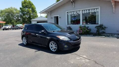 2013 Mazda MAZDASPEED3 for sale at Cars 4 U in Liberty Township OH