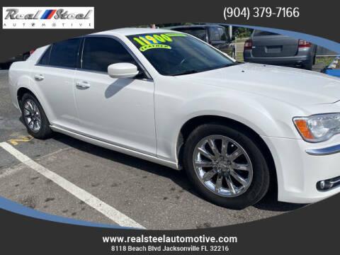 2014 Chrysler 300 for sale at Real Steel Automotive in Jacksonville FL