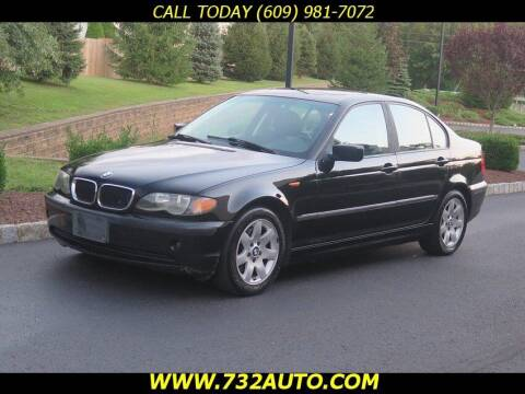 2003 BMW 3 Series for sale at Absolute Auto Solutions in Hamilton NJ