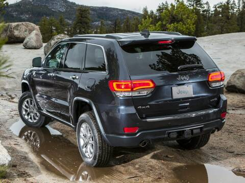 2016 Jeep Grand Cherokee for sale at BMW OF NEWPORT in Middletown RI