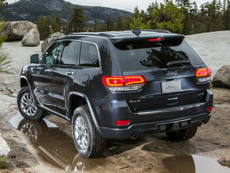2015 Jeep Grand Cherokee for sale at TTC AUTO OUTLET/TIM'S TRUCK CAPITAL & AUTO SALES INC ANNEX in Epsom NH