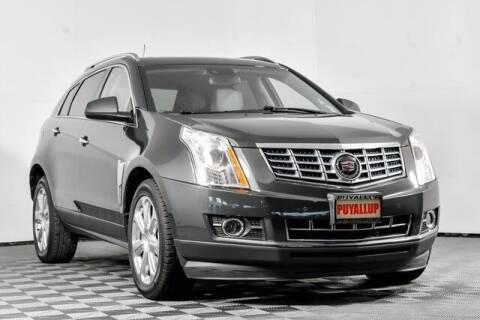 2016 Cadillac SRX for sale at Washington Auto Credit in Puyallup WA