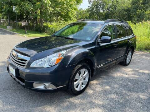 2010 Subaru Outback for sale at Crazy Cars Auto Sale in Jersey City NJ