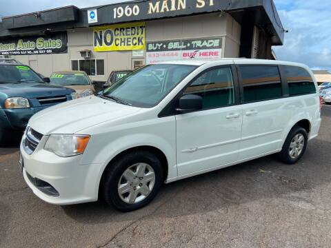 2012 Dodge Grand Caravan for sale at Ohana Auto Sales in Wailuku HI
