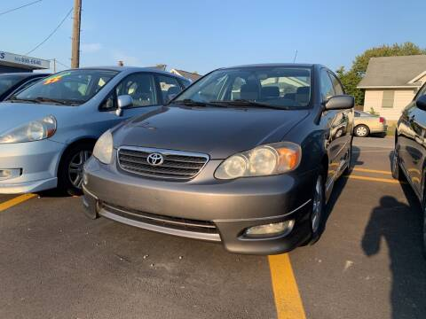 2008 Toyota Corolla for sale at Ideal Cars in Hamilton OH