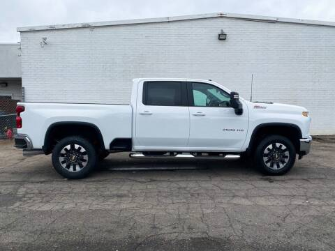 2021 Chevrolet Silverado 2500HD for sale at Smart Chevrolet in Madison NC