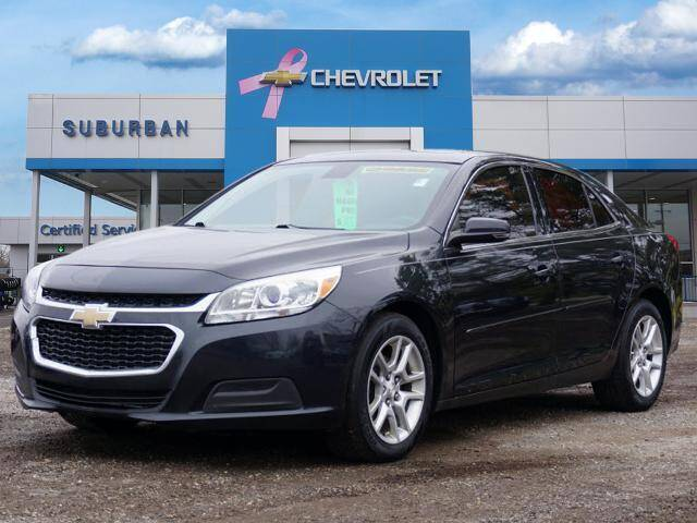 2015 Chevrolet Malibu for sale at Suburban Chevrolet of Ann Arbor in Ann Arbor MI
