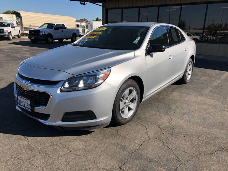 2016 Chevrolet Malibu Limited for sale at California Motors in Lodi CA