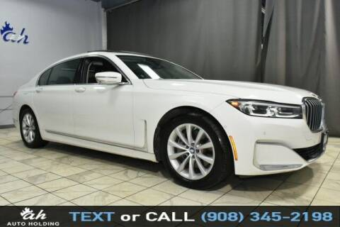 2020 BMW 7 Series for sale at AUTO HOLDING in Hillside NJ