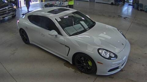 2014 Porsche Panamera for sale at Smart Chevrolet in Madison NC