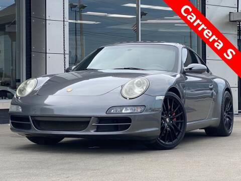 2008 Porsche 911 for sale at Carmel Motors in Indianapolis IN