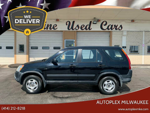2004 Honda CR-V for sale at Autoplex 2 in Milwaukee WI