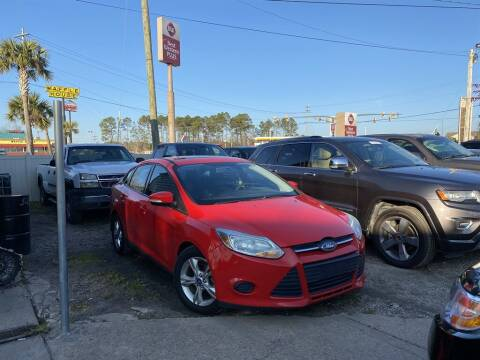 2013 Ford Focus for sale at Direct Auto in D'Iberville MS