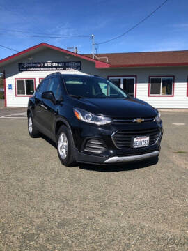 2018 Chevrolet Trax for sale at Guy Strohmeiers Auto Center in Lakeport CA