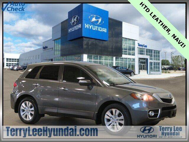 2011 Acura RDX for sale at Terry Lee Hyundai in Noblesville IN