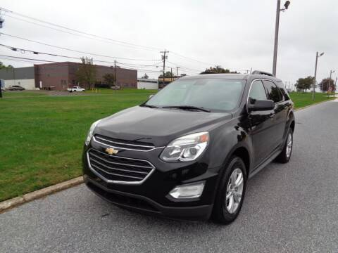 2017 Chevrolet Equinox for sale at Rt. 73 AutoMall in Palmyra NJ