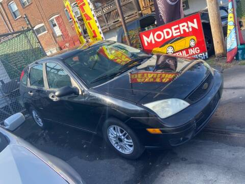 2005 Ford Focus for sale at Michaels Used Cars Inc. in East Lansdowne PA
