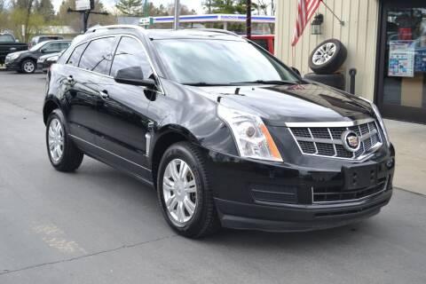2011 Cadillac SRX for sale at Nick's Motor Sales LLC in Kalkaska MI