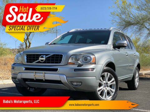 2014 Volvo XC90 for sale at Baba's Motorsports, LLC in Phoenix AZ