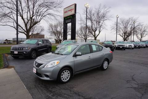 2013 Nissan Versa for sale at Ideal Wheels in Sioux City IA