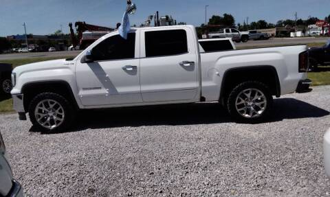 2016 GMC Sierra 1500 for sale at NORTHWOOD TRUCK SALES in Northport AL