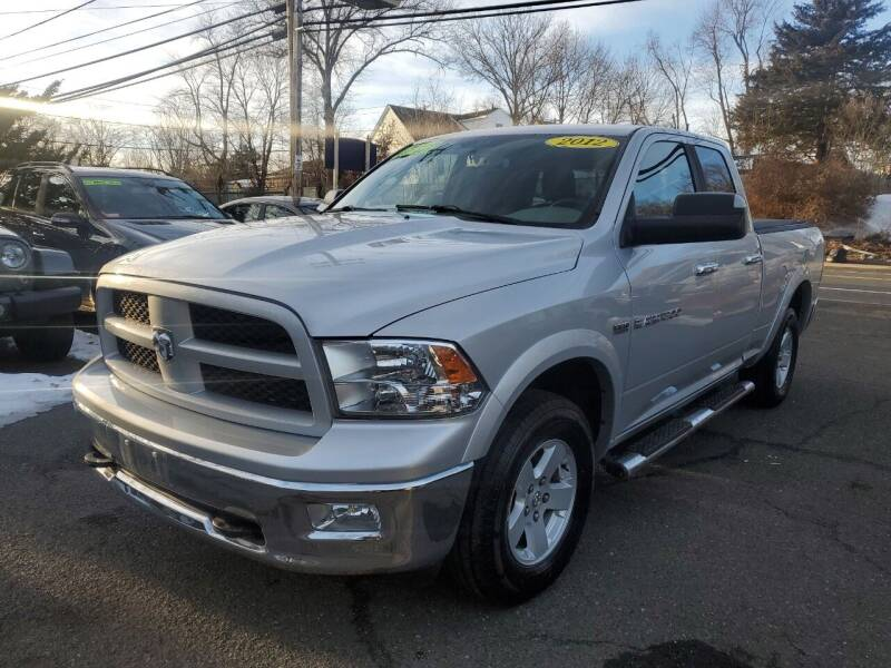 2012 RAM Ram Pickup 1500 for sale at CENTRAL GROUP in Raritan NJ