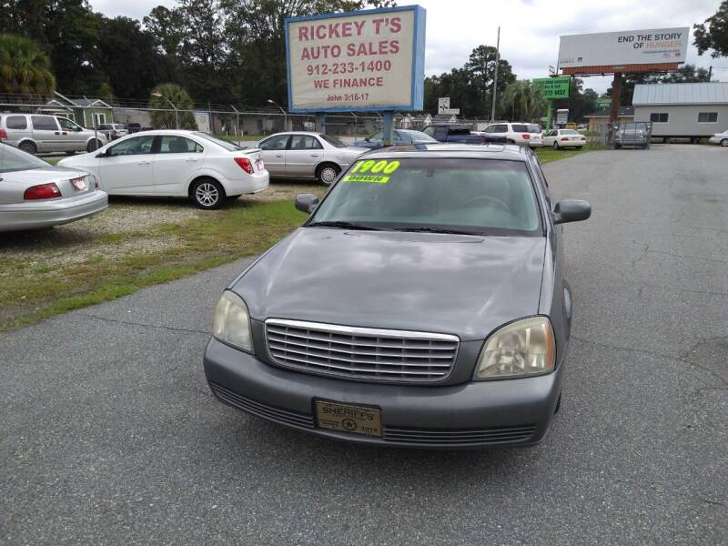 used 2004 cadillac deville for sale carsforsale com used 2004 cadillac deville for sale