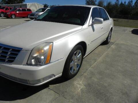 2007 Cadillac DTS for sale at VANN'S AUTO MART in Jesup GA