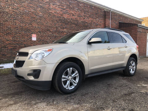 2012 Chevrolet Equinox for sale at Jim's Hometown Auto Sales LLC in Byesville OH