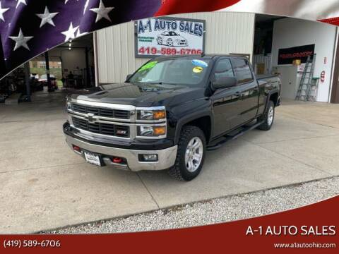 2014 Chevrolet Silverado 1500 for sale at A-1 AUTO SALES in Mansfield OH