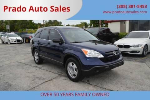 2008 Honda CR-V for sale at Prado Auto Sales in Miami FL