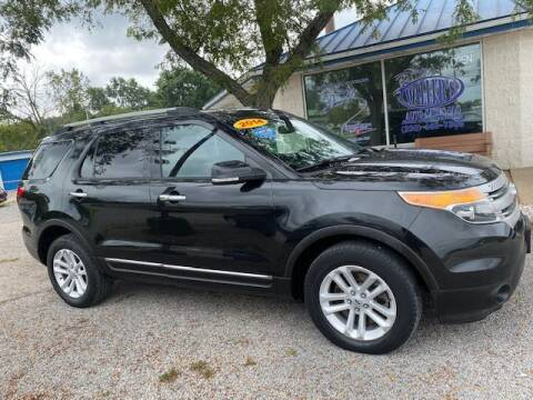 2014 Ford Explorer for sale at Wallers Auto Sales LLC in Dover OH