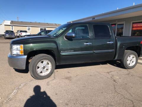 2013 Chevrolet Silverado 1500 for sale at Mikes Auto Inc in Grand Junction CO