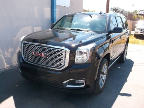 2015 GMC Yukon for sale at Executive Auto Sales in Costa Mesa CA