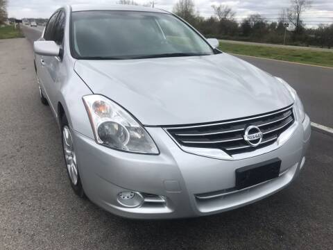 2012 Nissan Altima for sale at Tennessee Auto Brokers LLC in Murfreesboro TN