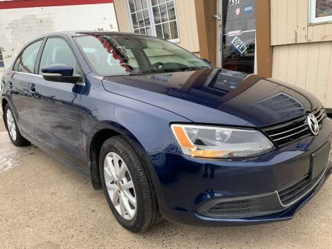 2014 Volkswagen Jetta for sale at Minuteman Auto Sales in Saint Paul MN