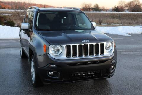 2016 Jeep Renegade for sale at Big O Auto LLC in Omaha NE